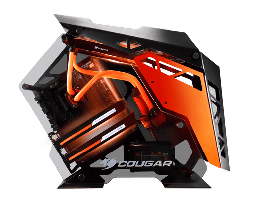 Cougar Conquer ATX Mid Tower Gaming Casing