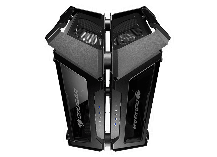 Cougar Gemini X ATX Dual Tower Casing