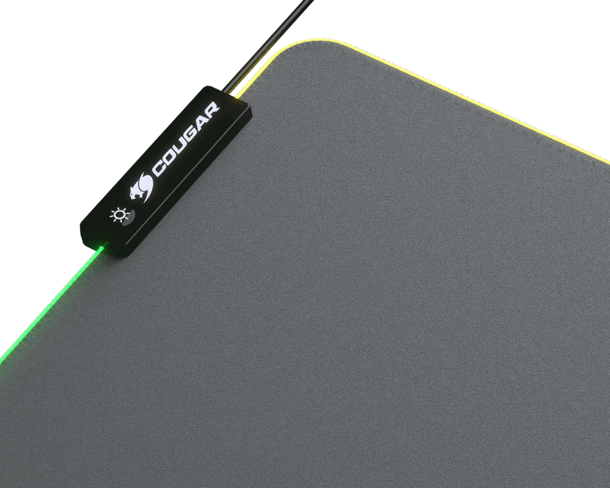 Cougar Neon RGB Gaming Mouse Pad