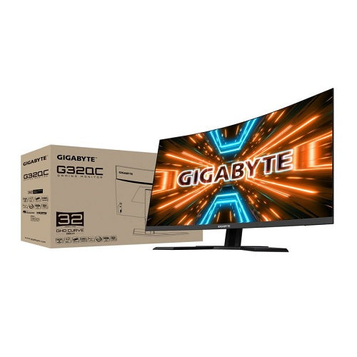 GIGABYTE G32QC Gaming Monitor