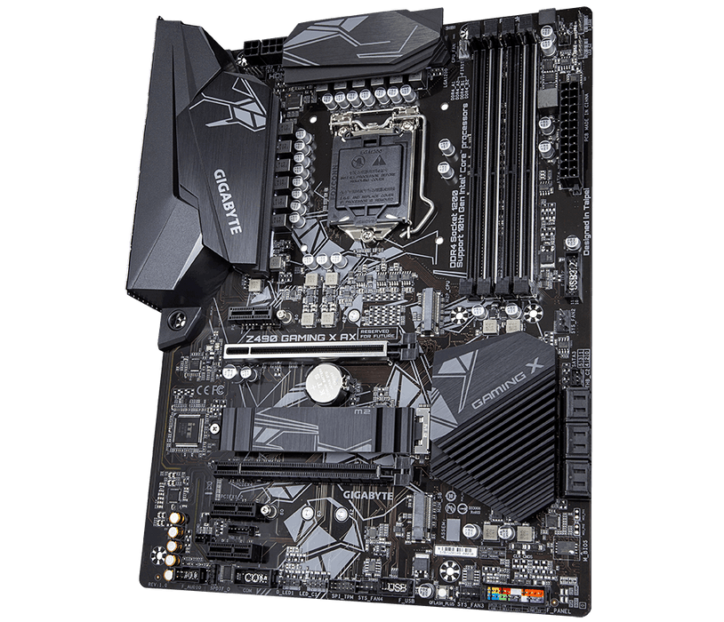 Gigabyte Z490 Gaming X AX Motherboard