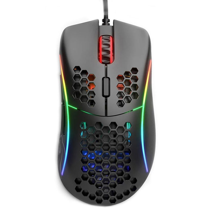 Glorious Model D Gaming Mouse Matte Black