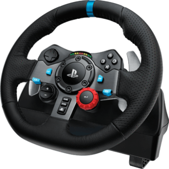 Logitech G29 Driving Force Steering Wheel