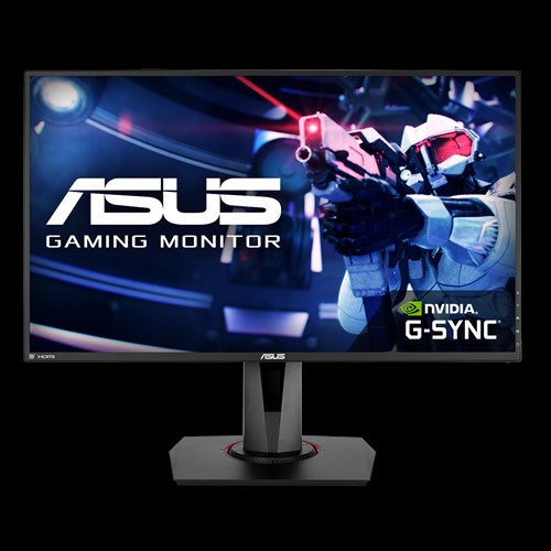 ASUS VG278QR Gaming Monitor - 27inch, Full HD, 0.5ms*, 165Hz