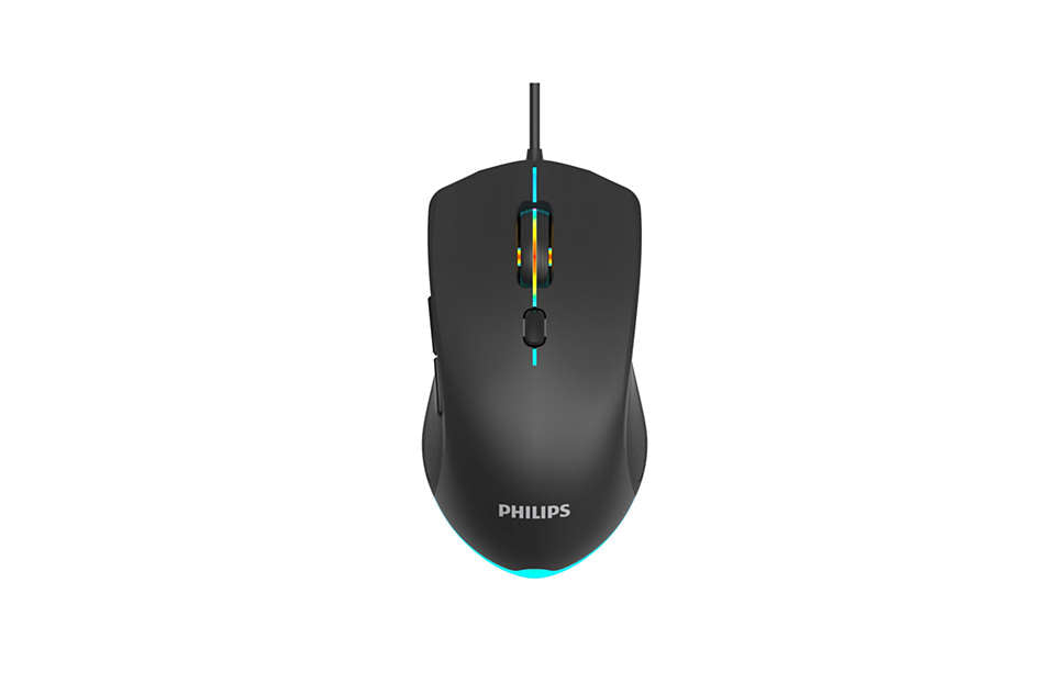 Philips G403 WIRED Gaming Mouse