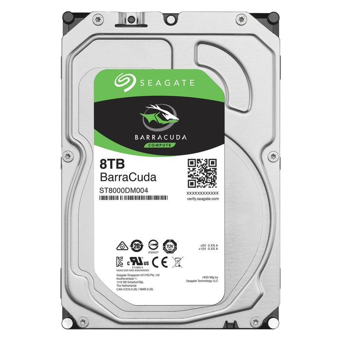 Seagate 8TB Barracuda 3.5-ST8000DM004