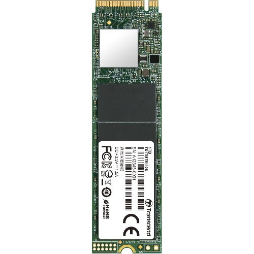 Transcend M.2 PCIe 110S 1TB Solid State Drive