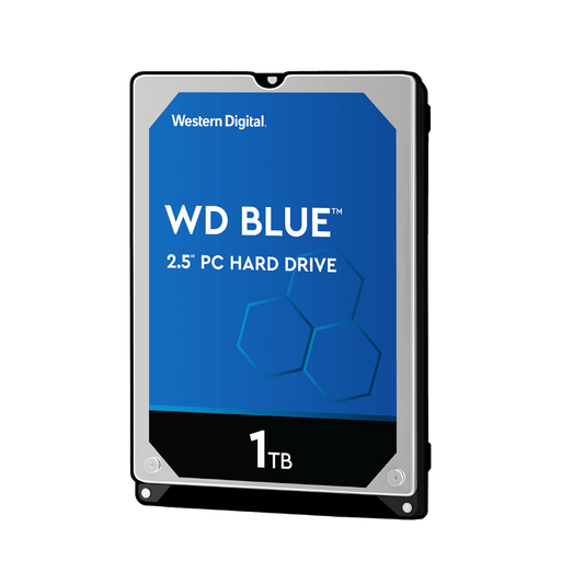 WD 1TB Notebook Hard Drive