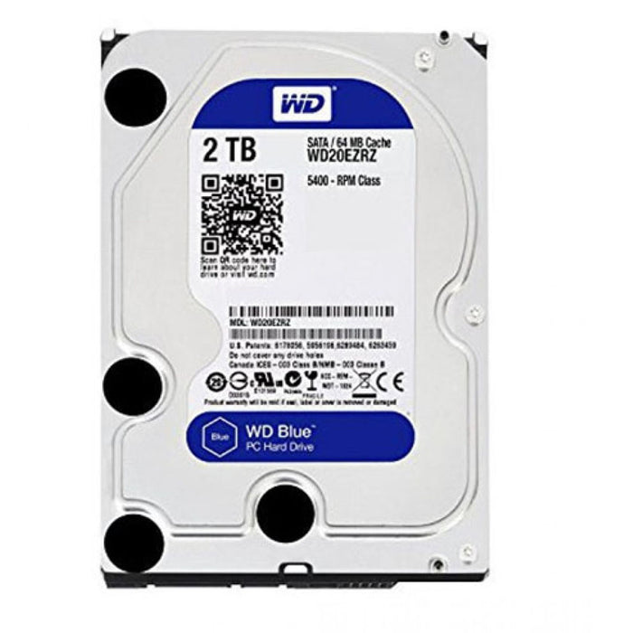 WD 2TB Notebook Hard Drive