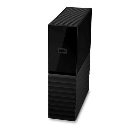 WD 4TB My Book Desktop External Hard Drive