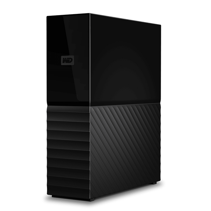 WD 6TB My Book Desktop External Hard Drive