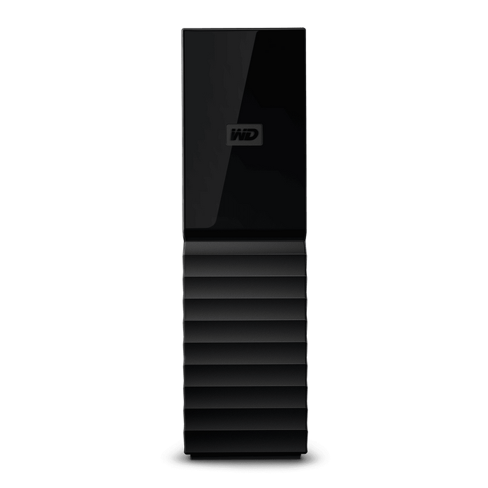 WD 8TB My Book Desktop External Hard Drive