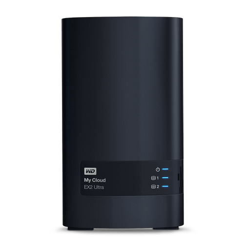 WD My Cloud EX2 Ultra 0TB