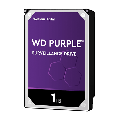 WD Purple 1TB Surveillance Hard Disk Drive
