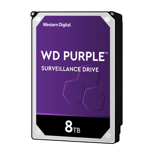 WD Purple 8TB Surveillance Hard Disk Drive