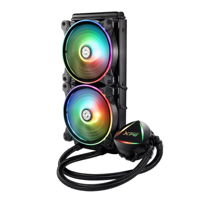 Adata XPG LEVANTE 240 Addressable RGB CPU Cooler
