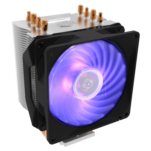 Cooler Master Hyper H410R RGB Air Cooler With RGB LED PWN Fan