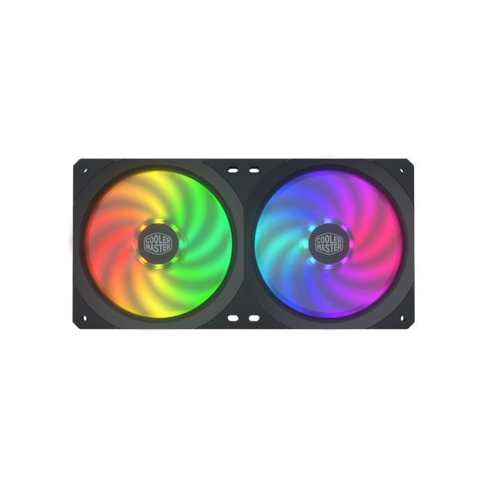 Cooler Master MasterFan SF240R ARGB Case Fan]
