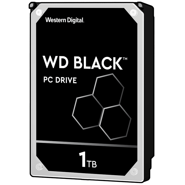 Western Digital 1TB Black 3.5""