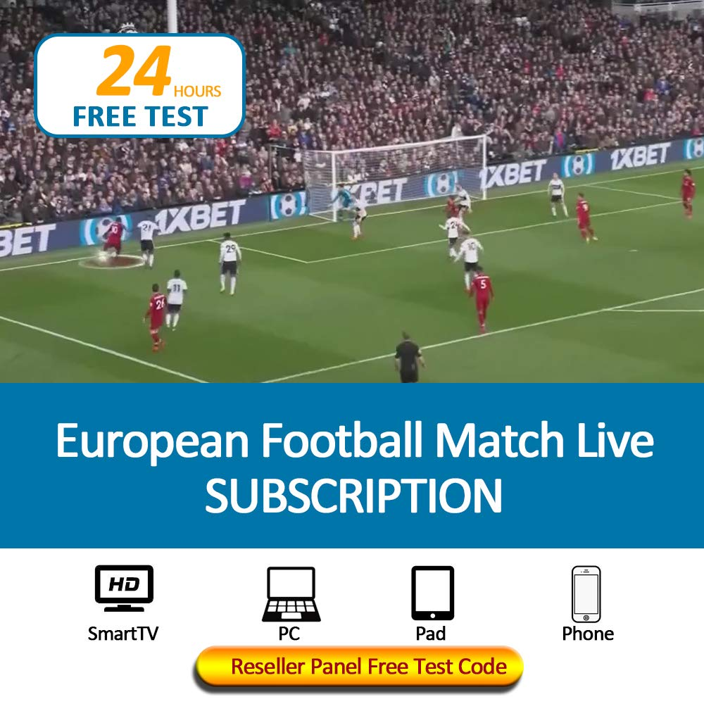 HD World IPTV With 8000+ Live TV, 6000+ Video-On-Demand And Smart EPG TV Guide