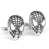 spider-man-cufflinks