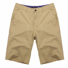 Load image into Gallery viewer, Mens Casual Knee Length bermuda Shorts