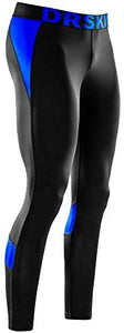Men's Compression Pants Running Workout Tights Leggings Yoga