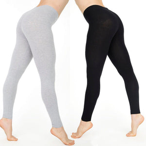 Womens  Ankle-length Leggings