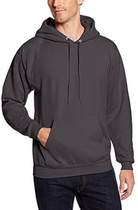 Pullover Fleece Hooded Sweatshirt