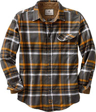Load image into Gallery viewer, Men's Buck Camp Flannel Shirt