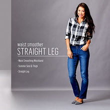 Load image into Gallery viewer, Women's Pull-On Waist Smoother Straight-Leg Jean