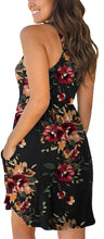 Load image into Gallery viewer, Women's Summer Casual Sundress with Pockets