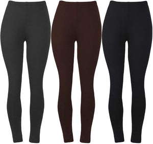 Womens Super Soft Leggings  Spandex Seamless Ankle