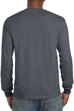 Load image into Gallery viewer, Gildan Men's Ultra Cotton Adult Long Sleeve T-Shirt, 2-Pack