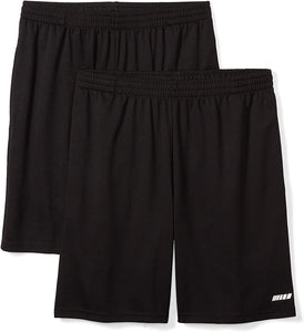 Men's 2-Pack Loose-Fit Performance Shorts