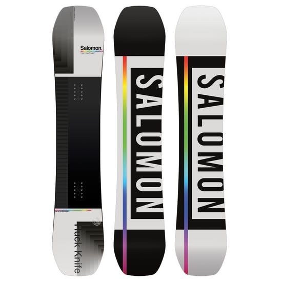 Mens Salomon Huck Knife Freestyle 2021 Snowboard