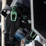 Mens Bent Metal Transfer Jamie Lynn Green Snowboard Bindings