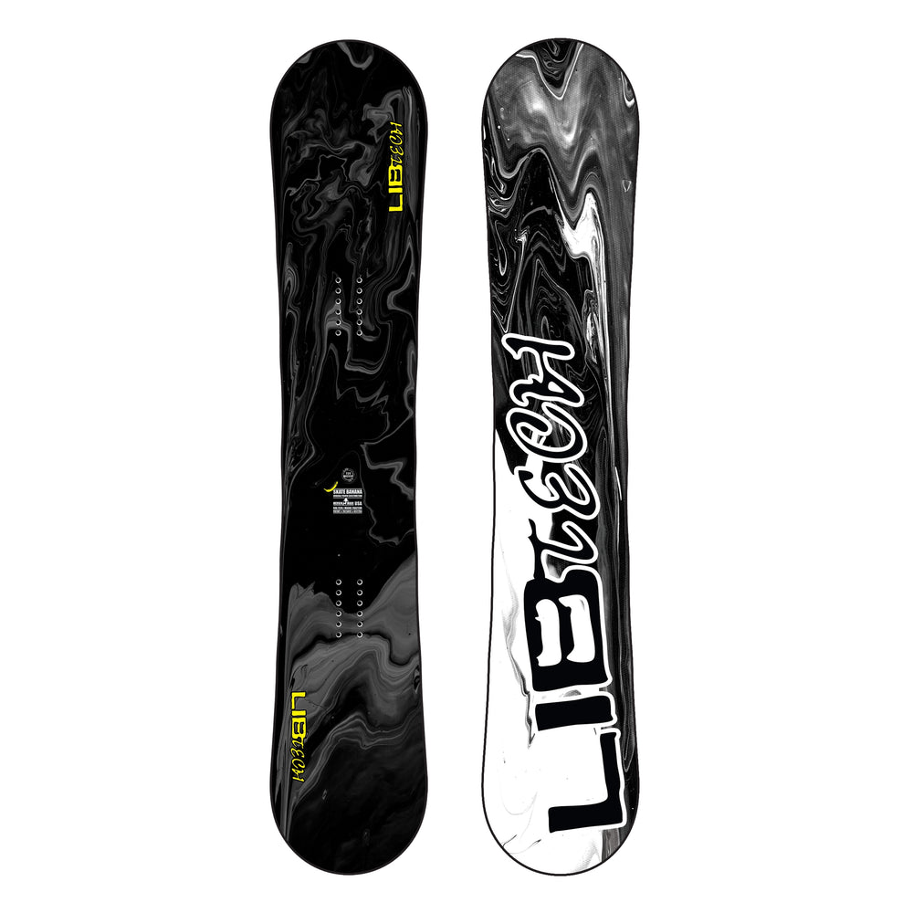 Mens 2021 Lib Tech Skate Banana Stealth Snowboard