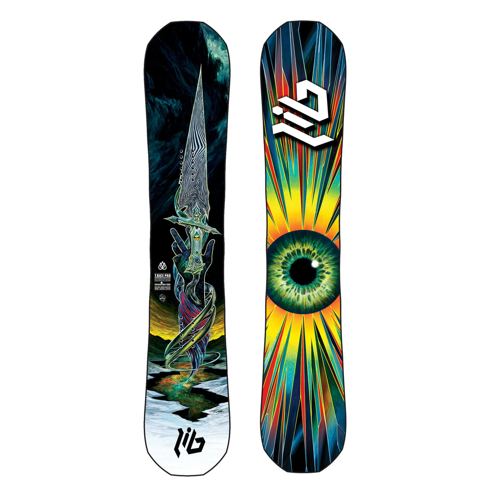 Mens 2021 Lib Tech Travis Rice Pro Snowboard