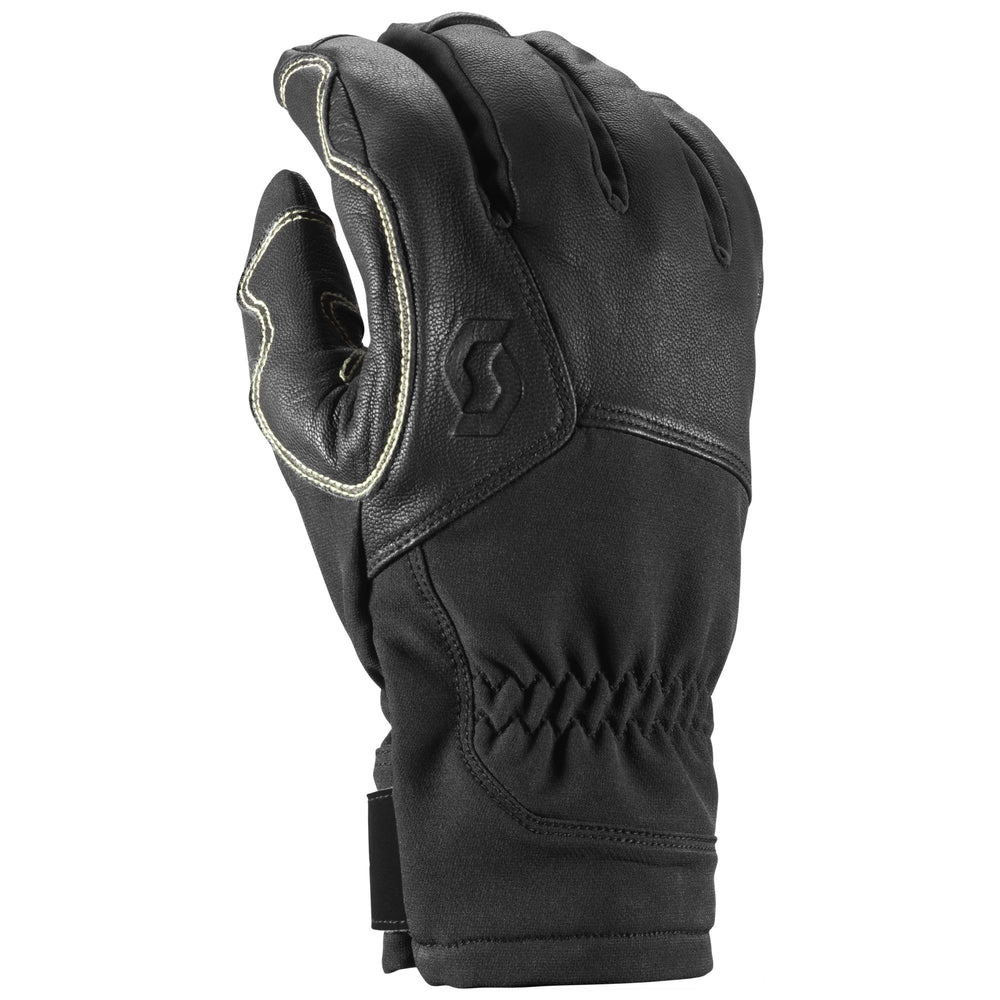 Unisex Scott Explorair Tech Black Gloves