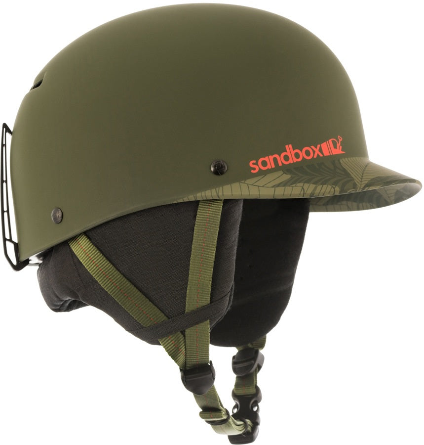 Unisex Sandbox Classic 2.0 Snow Ski/Snowboard Helmet Jungle Camo