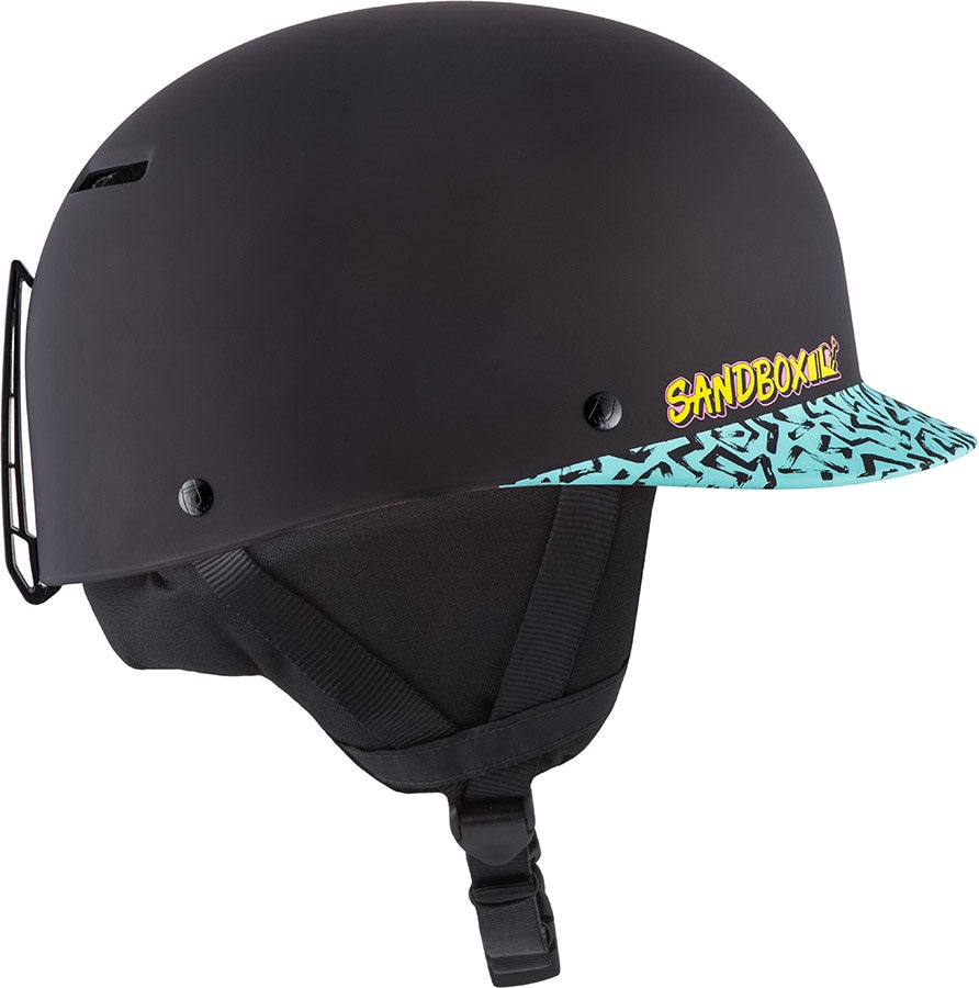 Unisex Sandbox Classic 2.0 Snow Ski/Snowboard Helmet Throwback