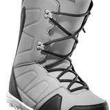 Mens Thirtytwo Exit Grey Black Red Snowboard Boots