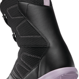 Womens ThirtyTwo Exit Black Purple Snowboard Boots