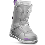 Womens ThirtyTwo Shifty BOA Grey Purple Snowboard Boots