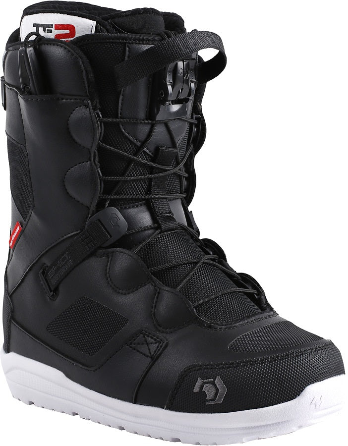 Mens Northwave Legend SL Black Snowboarding Boots