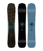 Mens Arbor Crosscut Rocker Snowboard EX-DISPLAY -30%
