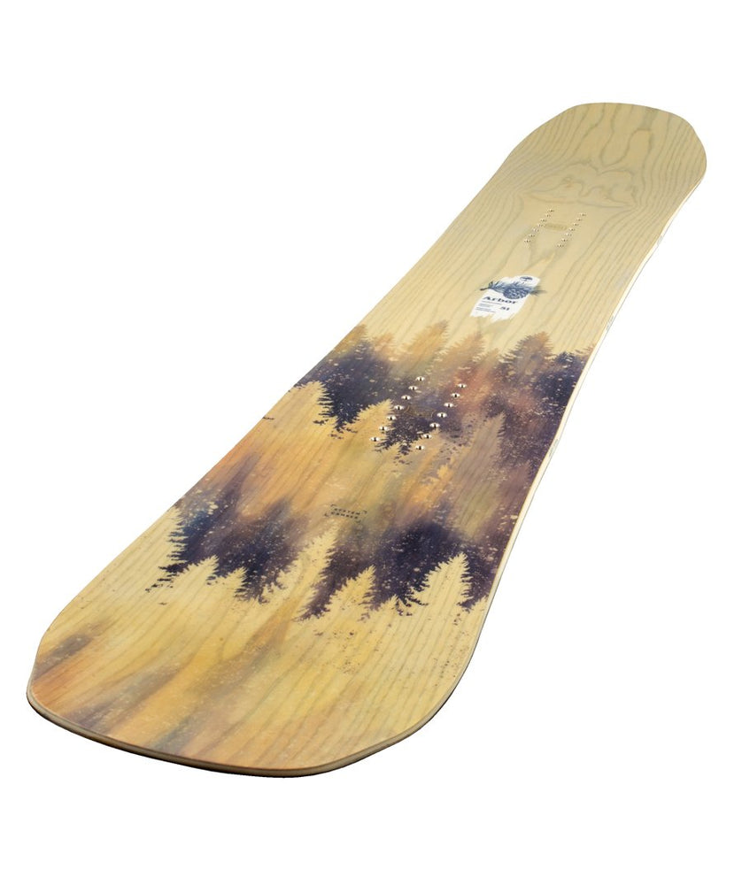 Womens Arbor Swoon Camber Snowboard EX-DISPLAY -30%