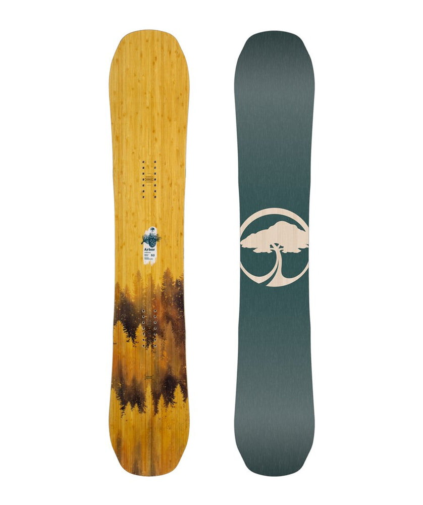 Womens Arbor Swoon Rocker Snowboard EX-DISPLAY -30%
