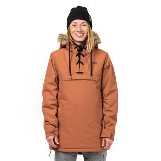 Womens Horsefeathers Ari Jacket Copper